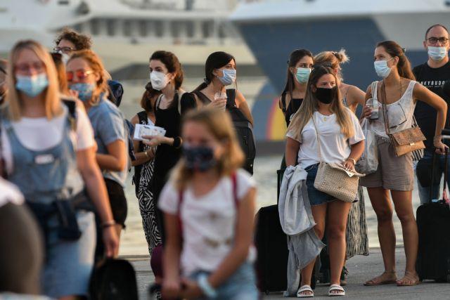 Ακόμη και 10.000 κρούσματα μέχρι τις 29 Αυγούστου στην Ελλάδα βλέπει το Παγκόσμιο Ινστιτούτο Υγείας | tanea.gr