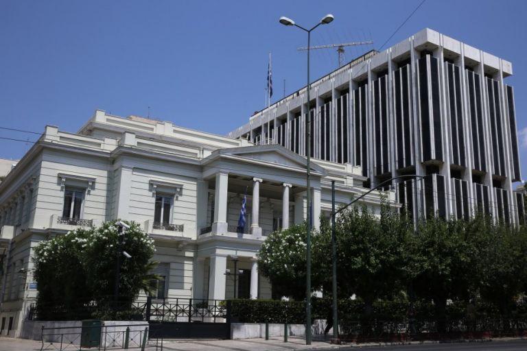 Αυστηρό διάβημα διαμαρτυρίας της Ελλάδας στο τουρκικό ΥΠΕΞ | tanea.gr