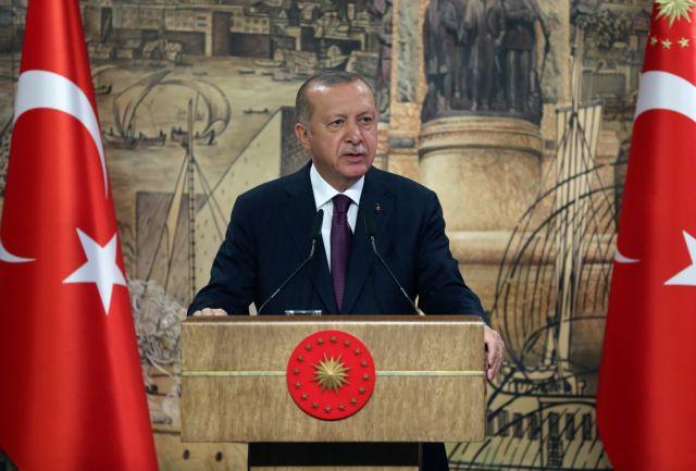 Απίστευτες απειλές Ερντογάν: Η Ελλάδα θα φταίει για ό,τι συμβεί στην Αν. Μεσόγειο   tanea.gr