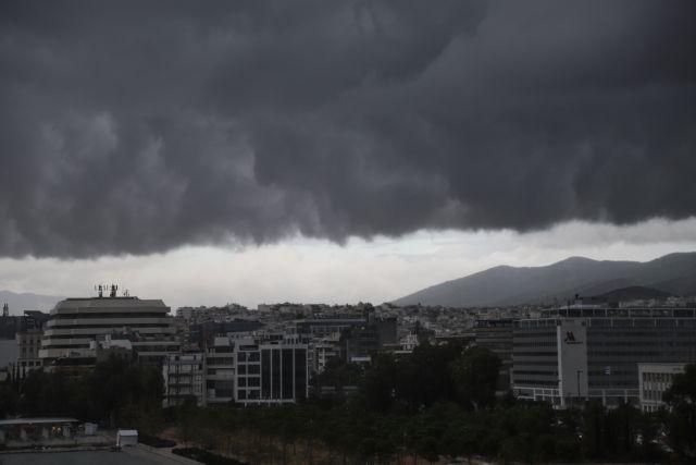 Καιρός: Βροχές και καταιγίδες το μεσημέρι στην Αττική | tanea.gr