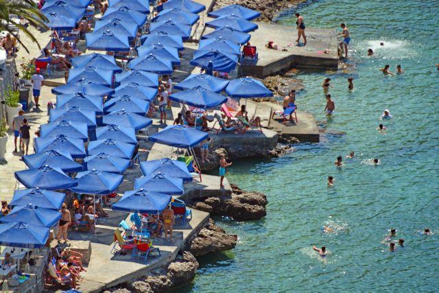 Καιρός για παραλία: Έως και 38 βαθμούς ο υδράργυρος | tanea.gr