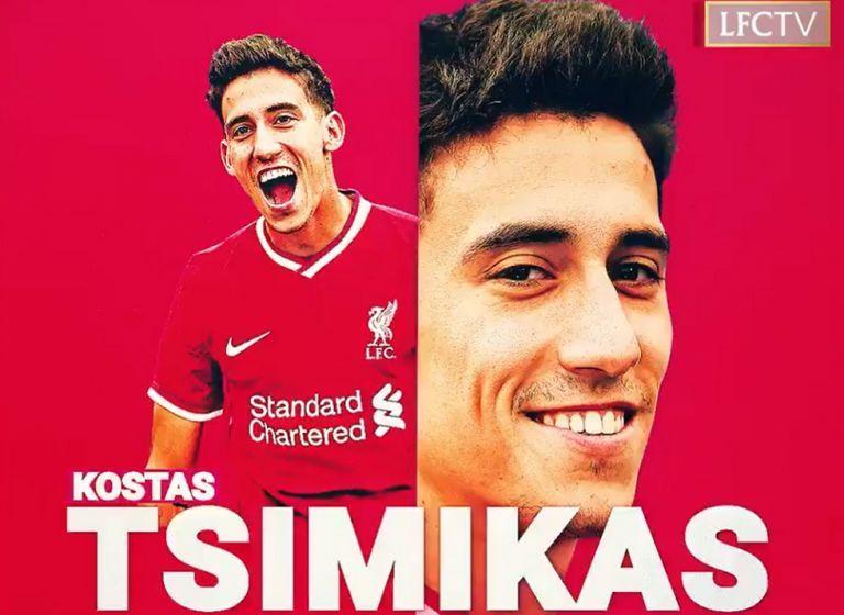 Επίσημο: Παίκτης της Λίβερπουλ ο Τσιμίκας | tanea.gr