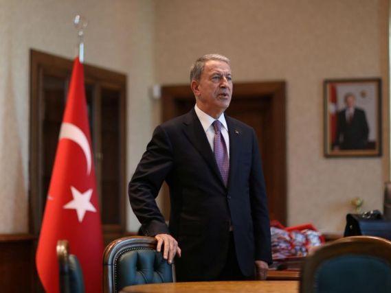 Ακάρ: Η Τουρκία θέλει διάλογο με την Ελλάδα   tanea.gr