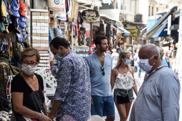Κοροναϊός : Ανησυχία για την έκρηξη των κρουσμάτων - 3.271 τον Αύγουστο | tanea.gr