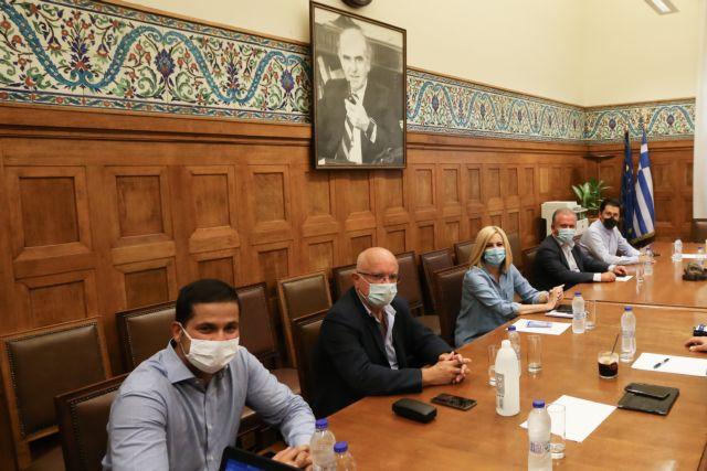Συνάντηση Γεννηματά με ΓΣΕΕ: Η ΝΔ εφαρμόζει το δόγμα «μισός μισθός-μισή δουλειά»   tanea.gr