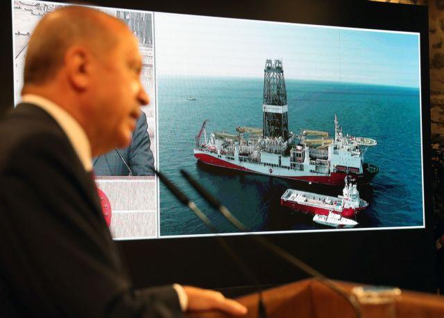 Ερντογάν: Ανακαλύψαμε μεγάλο κοίτασμα φυσικού αερίου στη Μαύρη Θάλασσα | tanea.gr
