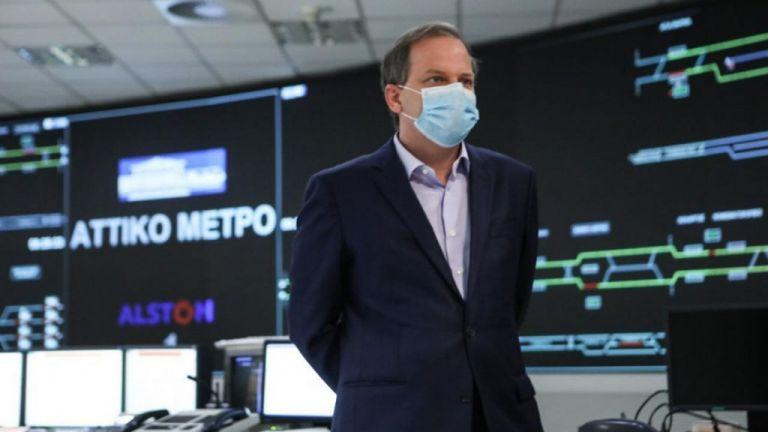 Μήνυμα Καραμανλή για τις μάσκες στα ΜΜΜ: Έχουμε ευθύνη να προστατεύουμε τους συνανθρώπους μας | tanea.gr