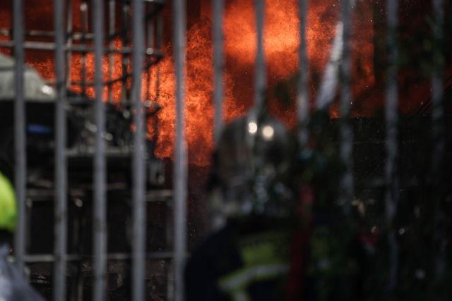 Φωτιά στην Πρέβεζα – Επί ποδός η Πυροσβεστική | tanea.gr