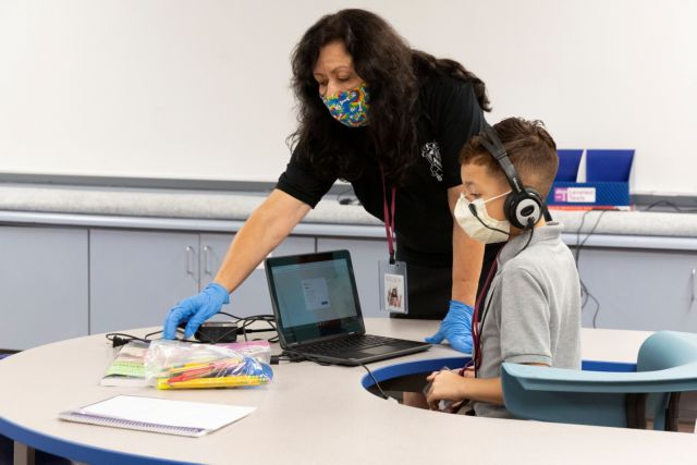 ΗΠΑ: Κλείνουν ξανά τα σχολεία λόγω αύξησης των κρουσμάτων κοροναϊού | tanea.gr