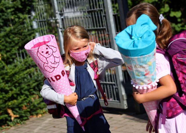 ΗΠΑ: Τι προτείνουν οι ειδικοί για ασφαλές άνοιγμα των σχολείων | tanea.gr