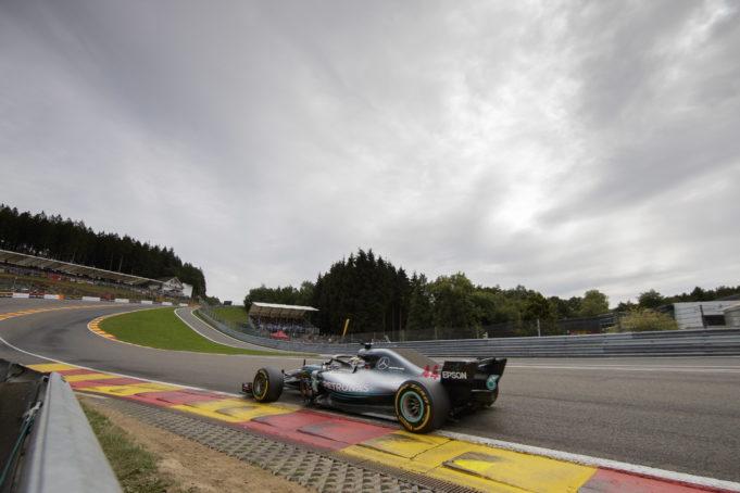 Formula1: Ο Χάμιλτον εκκινεί πρώτος στο σημερινό γκραν πρι στο Βέλγιο | tanea.gr