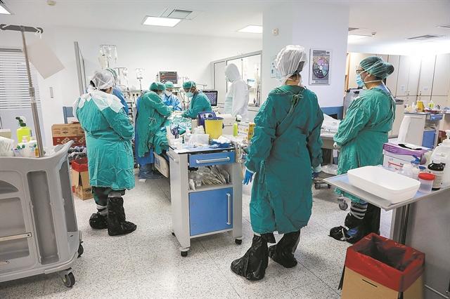 SOS από τους γιατρούς: Πάμε για 1.000 κρούσματα τη μέρα | tanea.gr
