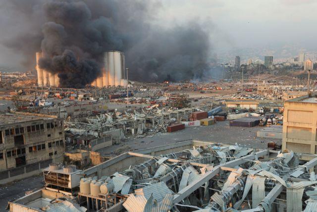 Βηρυτός: Τουλάχιστον 10 οι νεκροί από τις εκρήξεις – Άγνωστος ο αριθμός των τραυματιών | tanea.gr