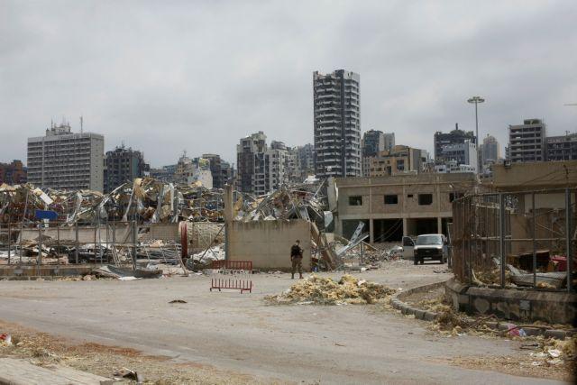 Βηρυτός: Παγώνουν οι τραπεζικοί λογαριασμοί αξιωματούχων του λιμένα | tanea.gr