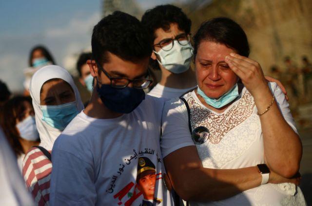 Βηρυτός: Ξεχειλίζει η οργή για τους 171 νεκρούς της φονικής έκρηξης | tanea.gr