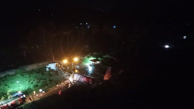 Ινδία: Συντριβή αεροσκάφους με 191 επιβάτες – Τουλάχιστον δύο νεκροί   tanea.gr
