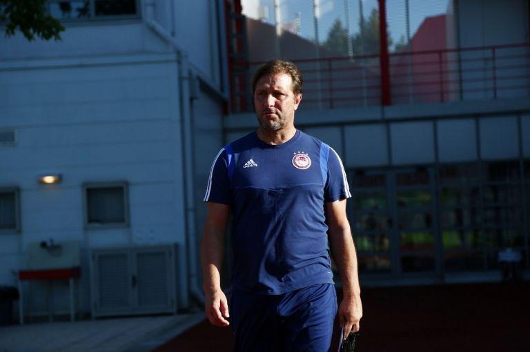 Ολυμπιακός: Δεύτερη ημέρα προετοιμασίας στου Ρέντη | tanea.gr