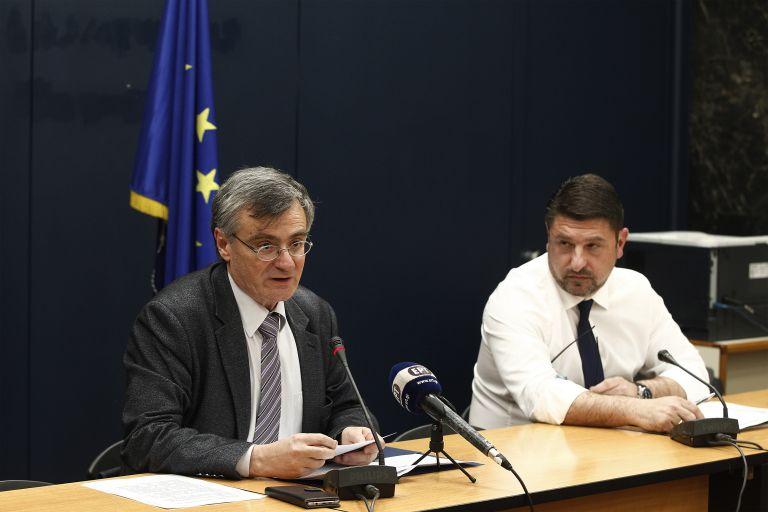 Η επιστροφή του Τσιόδρα - Έκτακτη συνέντευξη Τύπου με τον Χαρδαλιά στις 18:00 | tanea.gr