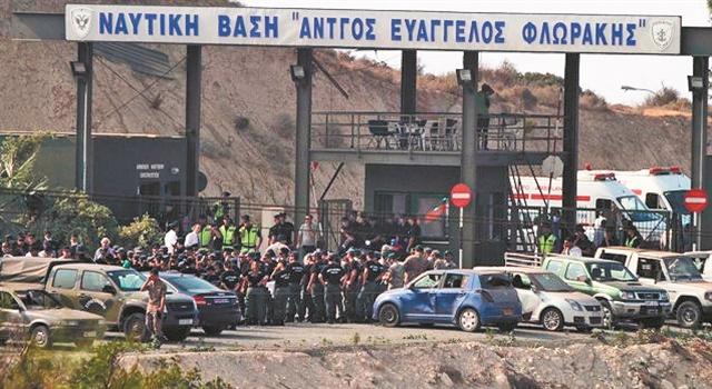 30 εν δυνάμει βόμβες - μαμούθ στην  Ελλάδα | tanea.gr