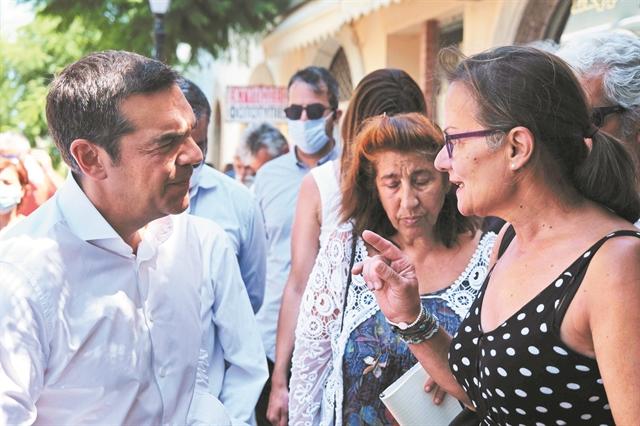 Αντιπολίτευση με ρητορική του 2012 | tanea.gr