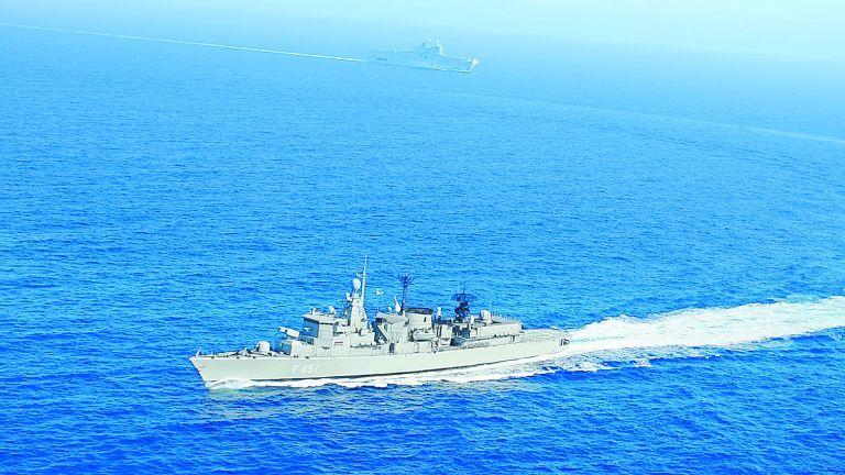 Τούρκοι πλοίαρχοι εξουσιοδοτήθηκαν να ανοίξουν πυρ εάν χρειαστεί | tanea.gr