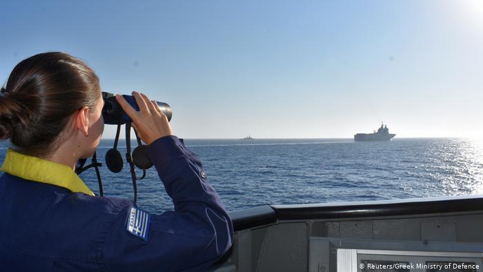Aνατολική Μεσόγειος: Ο χρόνος τελειώνει για την ΕΕ γράφει ο γερμανικός Τύπος   tanea.gr