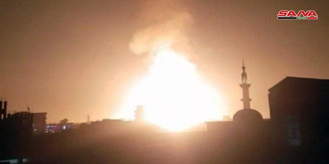 Συρία: Blackout στη χώρα ύστερα από έκρηξη σε αγωγό φυσικού αερίου | tanea.gr
