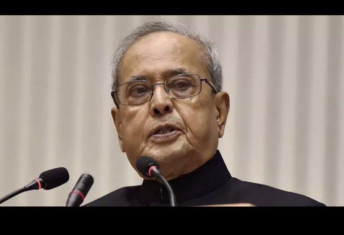 Πέθανε από κοροναϊό ο πρώην πρόεδρος της Ινδίας   tanea.gr