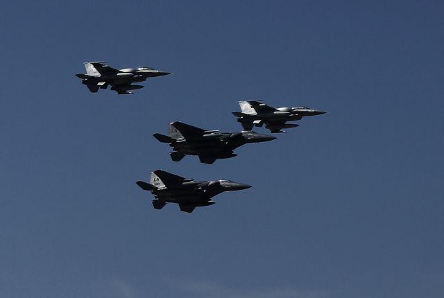Πώς έφτασαν ακόμα έξι ελληνικά F-16 στην Κύπρο   tanea.gr