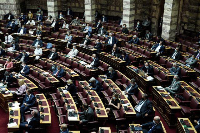 Υπερψηφίστηκε η συμφωνία με την Ιταλία για την ΑΟΖ | tanea.gr