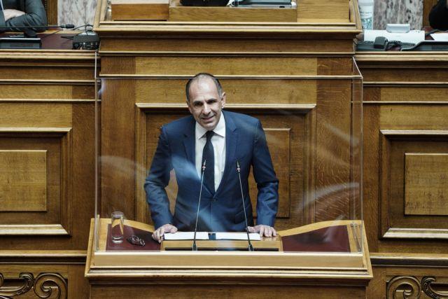 Γεραπετρίτης σε Αγκυρα: Καμία συζήτηση όσο υφίσταται η στρατιωτική πίεση   tanea.gr