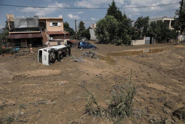 Εύβοια: Ζημιές σε 3.000 σπίτια, μάχη των ανθρώπων να σταθούν ξανά στα πόδια τους | tanea.gr
