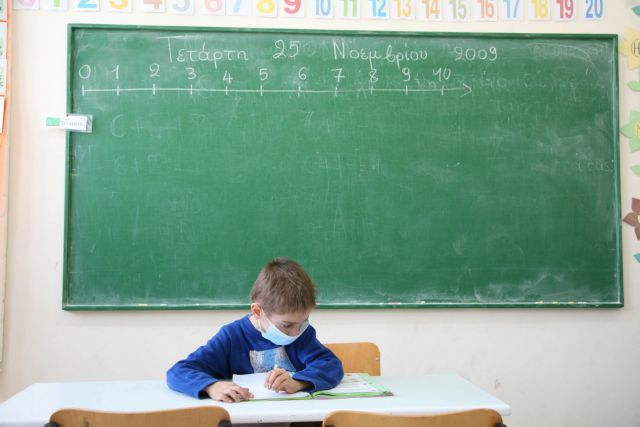Πέτσας: Κυρώσεις αν ο μαθητής δεν φοράει μάσκα στο σχολείο | tanea.gr