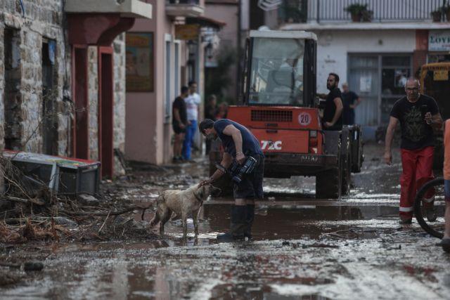 Πλημμύρες στην Εύβοια: Στους έξι αυξήθηκαν οι νεκροί | tanea.gr