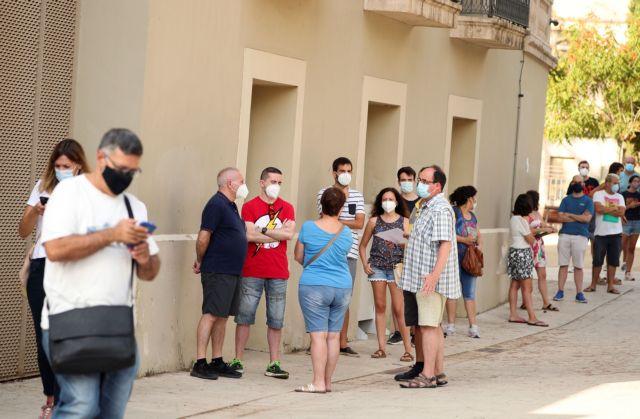 Ισπανία: Νέα αύξηση κρουσμάτων κοροναϊού – 3.650 σε ένα 24ωρο | tanea.gr