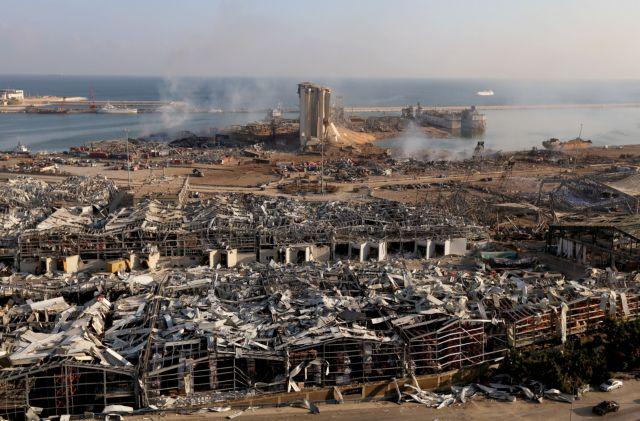Βηρυτός : Ανυπολόγιστος ο αριθμός των αγνοουμένων - Σοκαριστικές μαρτυρίες για την έκρηξη | tanea.gr