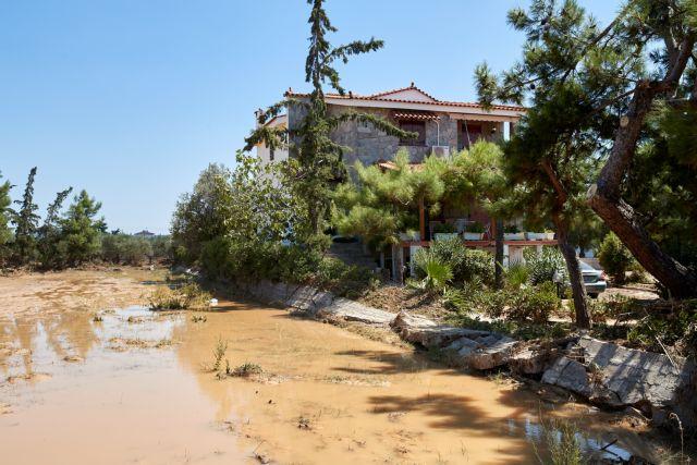 Μέτρα στήριξης στις πληγείσες περιοχές της Εύβοιας | tanea.gr