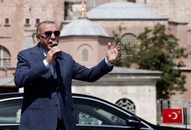 «Τούρκος» ο Ερντογάν για τη Συμφωνία: Σταματά τις συνομιλίες και αρχίζει γεωτρήσεις | tanea.gr