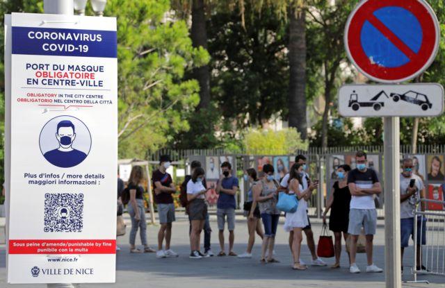 Γαλλία: Στα 2.524 τα νέα κρούσματα, αριθμός ρεκόρ μετά το τέλος της καραντίνας   tanea.gr
