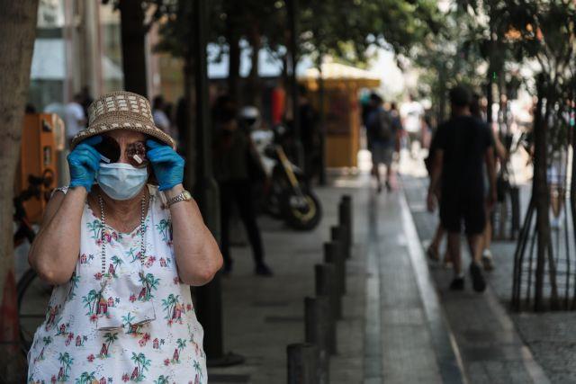 Κοροναϊός: 440 πρόστιμα μόλις σε ένα 24ωρο για μη χρήση μάσκας | tanea.gr