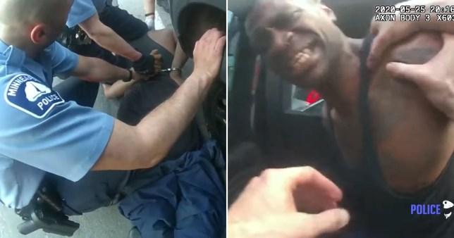 Τζορτζ Φλόιντ: Νέο συγκλονιστικό βίντεο – «Μη με πυροβολήσεις, μόλις έχασα τη μητέρα μου» | tanea.gr