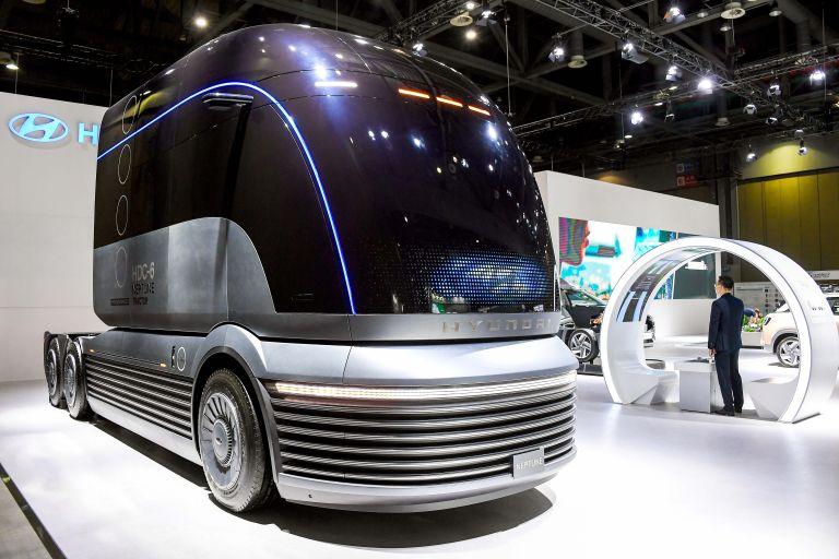 Έτοιμο το φορτηγό υδρογόνου της Hyundai | tanea.gr
