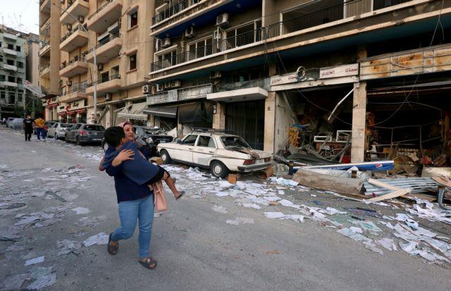 Πρόεδρος ελληνικής κοινότητας Βηρυτού: Δεν έμεινε τίποτα όρθιο σε αχτίνα 10 χιλιόμετρων | tanea.gr