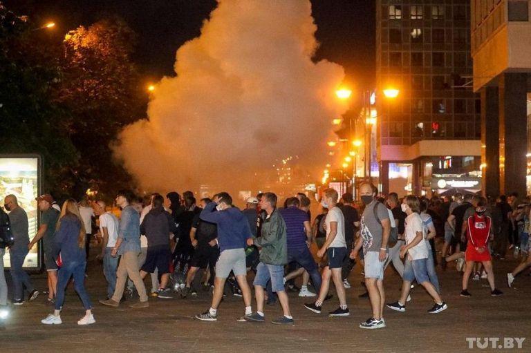 Λευκορωσία : Ο Σαρλ Μισέλ καταδίκασε τη βία που ασκήθηκε στις διαδηλώσεις | tanea.gr