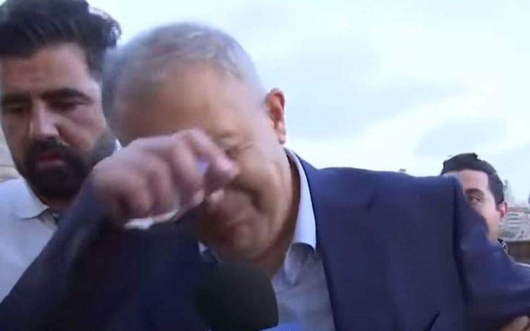 Βηρυτός: Ξέσπασε σε κλάματα ο κυβερνήτης αντικρίζοντας την καταστροφή | tanea.gr