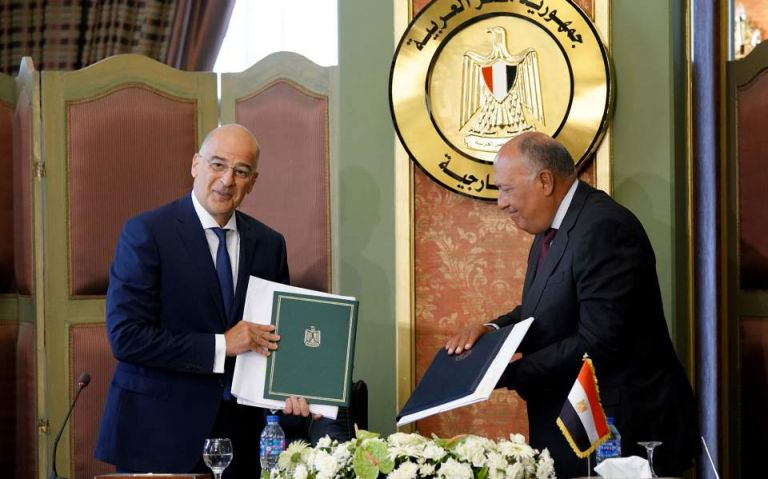 Αυτά είναι τα κλειδιά της συμφωνίας Eλλάδας και Αιγύπτου για ΑΟΖ | tanea.gr