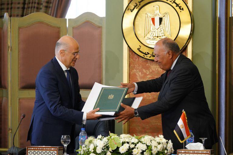 Αποκλειστικό: Αυτή είναι η Συμφωνία ΑΟΖ Ελλάδας – Αιγύπτου   tanea.gr