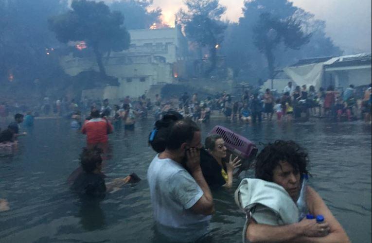 Μάτι: Η αποκαλυπτική κατάθεση του Αποστολάκη για τη δραματική μάχη με τη φωτιά | tanea.gr