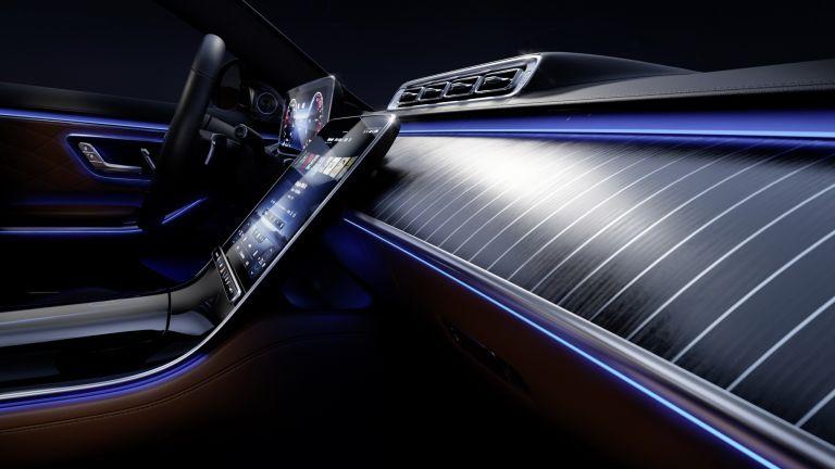 H Mercedes-Benz S-Class προσαρμόζει το φως ανάλογα με τη διάθεση σου | tanea.gr
