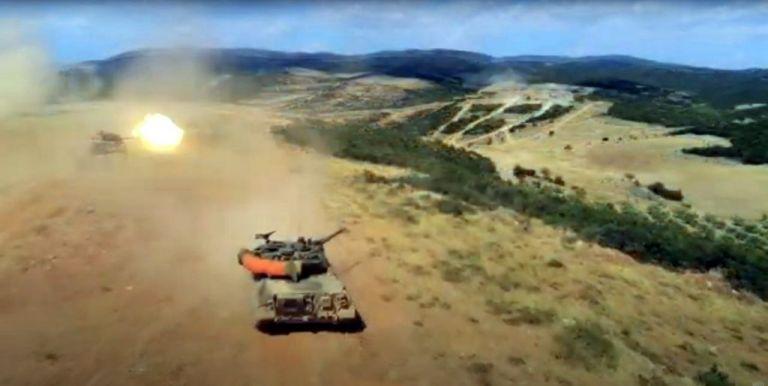 Εντυπωσιακές εικόνες από ασκήσεις της 50η και της 31η Μηχανοκίνητης Ταξιαρχίας | tanea.gr